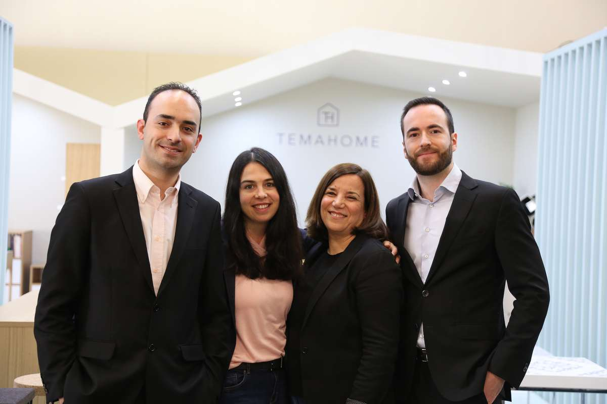 temahome sales team