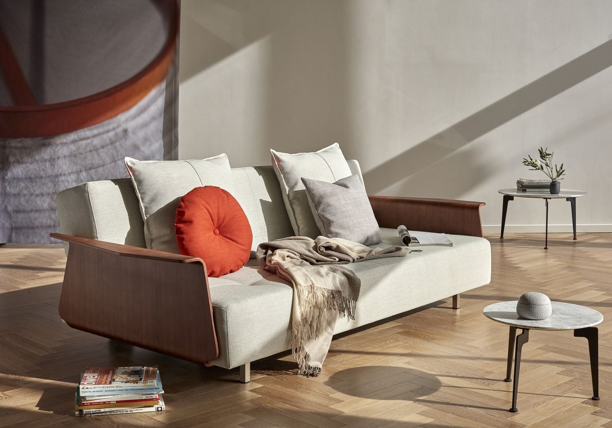 Long Horn sofa rozkładana 527 Mixed Dance 527