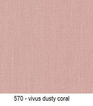 570 Vivus Dusty Coral