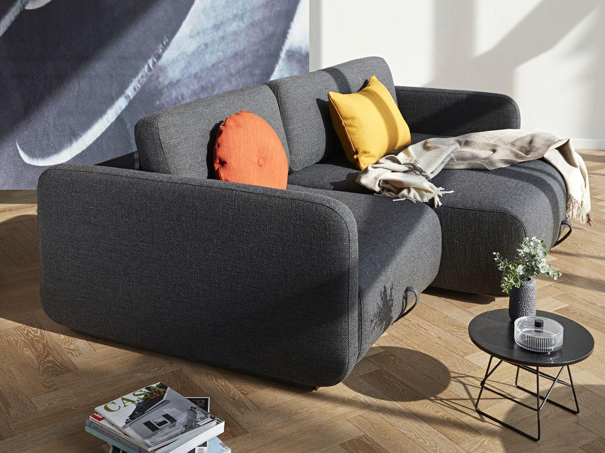 sofa vogan innovation living 577 kenya dark grey 0