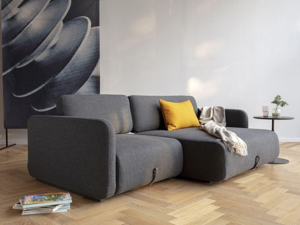 sofa vogan innovation living 577 kenya dark grey 1