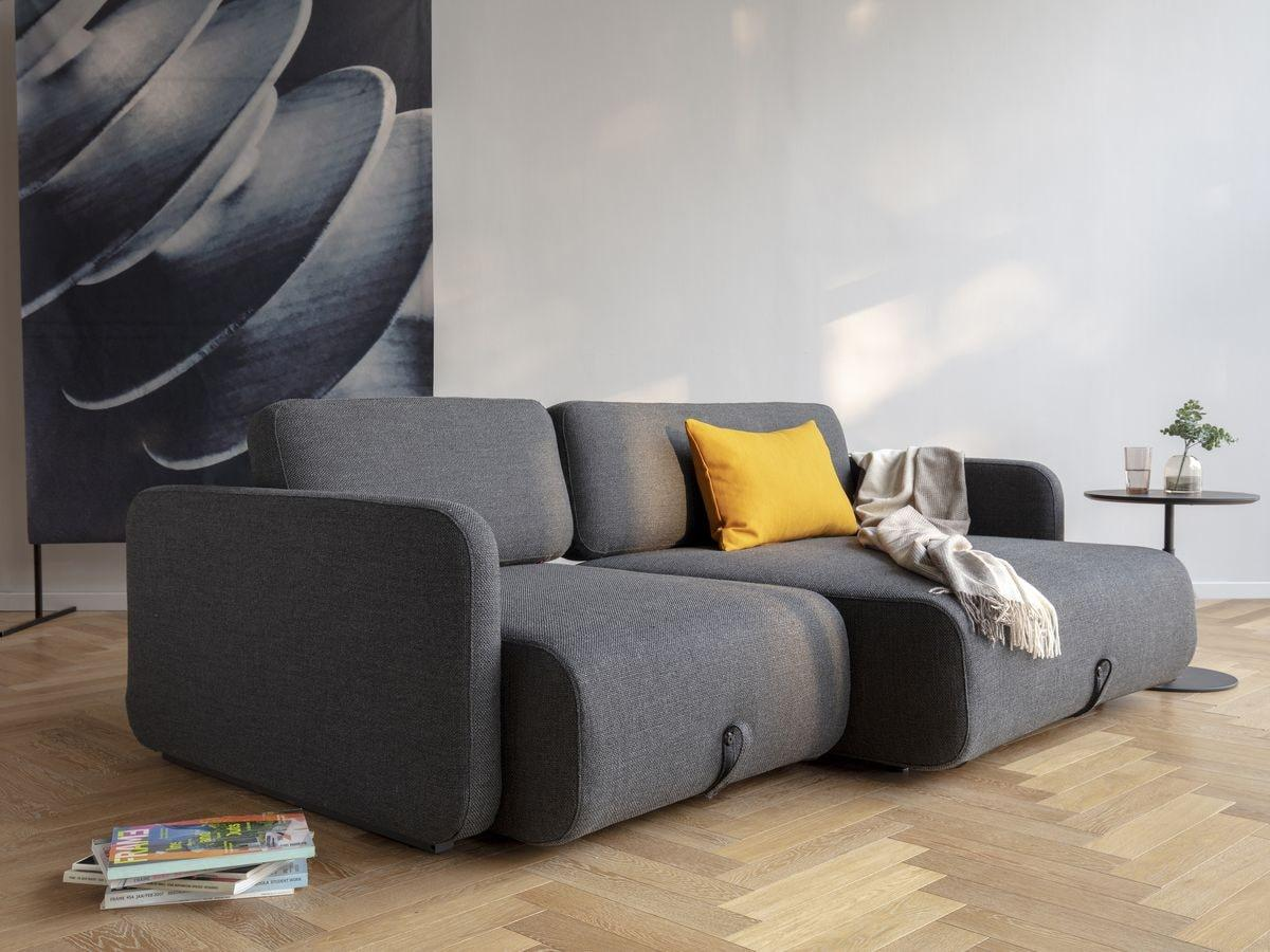 sofa vogan innovation living 577 kenya dark grey 3