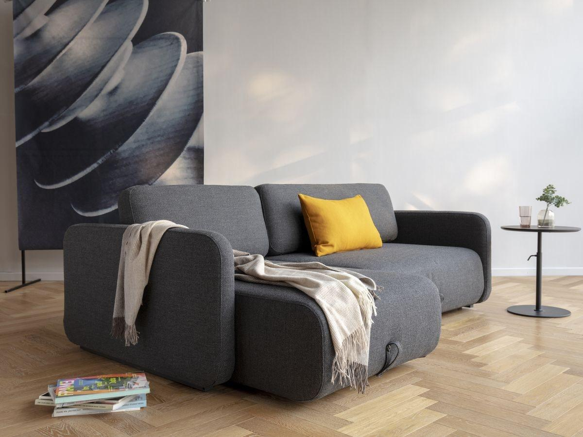 sofa vogan innovation living 577 kenya dark grey 4