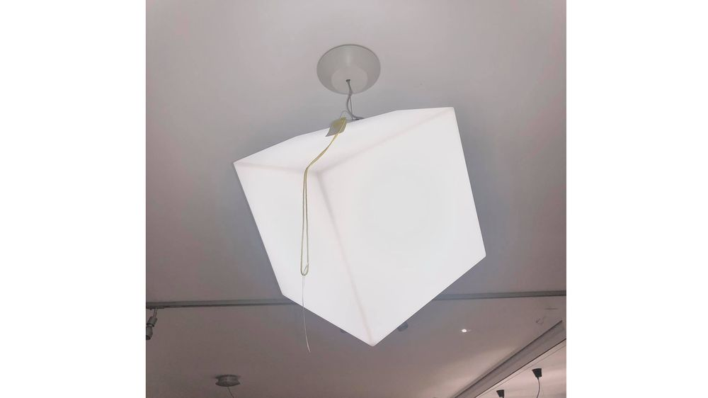 ARTEMIDE EDGE SOSPENSION 30 lampa 1294010A EXPO