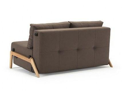 CUBED 140 WOOD sofa rozkładana INNOVATION