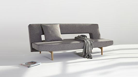 PUZZLE WOOD sofa z funkcją spania INNOVATION